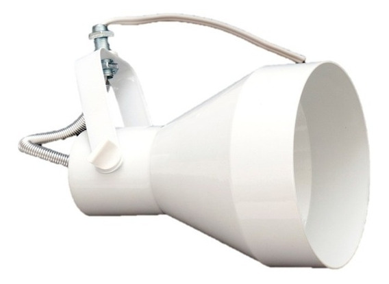 Spot Eletrocalha Branco Par30 - Funil