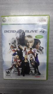 ** Dead Or Alive 4 Para Tu Xbox 360 **