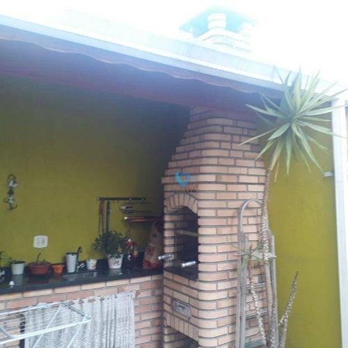 Casa Com 3 Dormitórios À Venda, 96 M² Por R$ 690.000,00 - Jardim Regina Alice - Barueri/sp - Ca1595