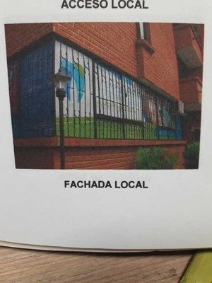 Vendo Local Comercial Sector San Joaquín
