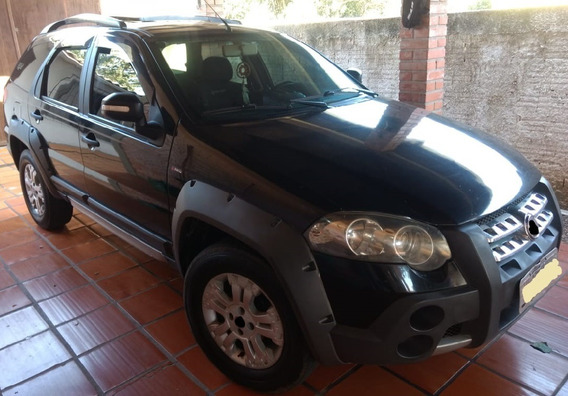 Fiat Palio Weekend Adventure Locker / Vistoria Detran Ok
