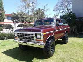 Ford Bronco Xlt 4x4 1979