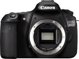 Câmera 60d