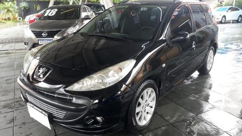 Peugeot 207 Sw 1.6 Xs 2011 Aut