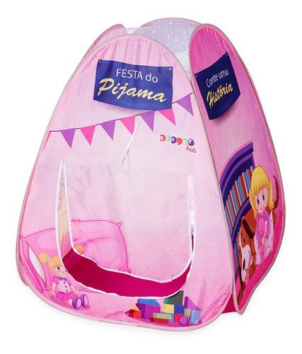 Barraca Cabana Infantil Pop Up Festa Do Pijama - Replay Kids