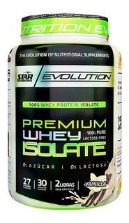 Star Nutrition Proteína Premium Whey Isolate 2 Lbs