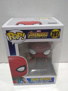 Funko Pop! Iron Spider #287