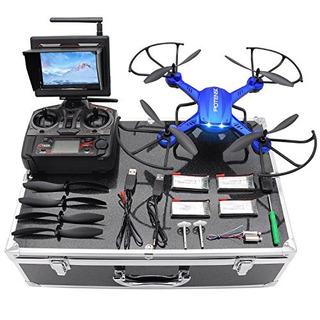 Drone Con Cámara De Alta Definición, Potensic F181dh Rc Dr