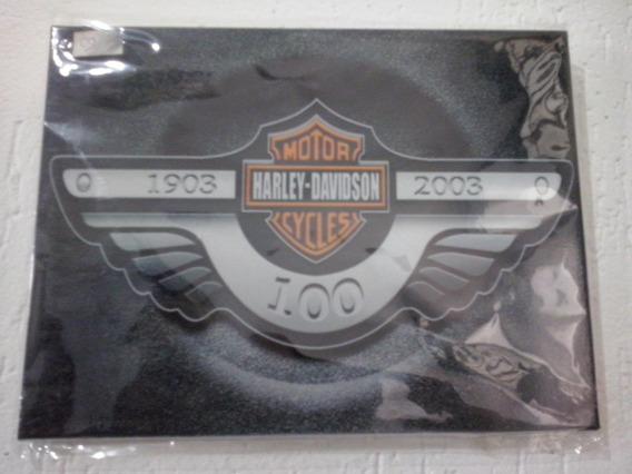 Rider Classic Quadro Decorativo Harley Modelo 2