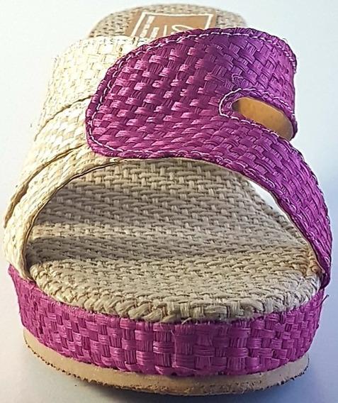 Zapato Dama Henequén Modelo Chichen Itzá Linea Completa