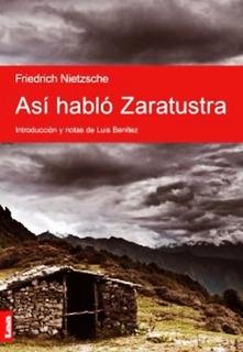 Asi Hablo Zaratustra Friedrich Nietzsche - Libro Nuevo Envio