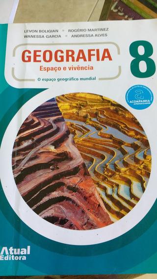 Geografia Espeço E Vivência 8 - Levon Boligian
