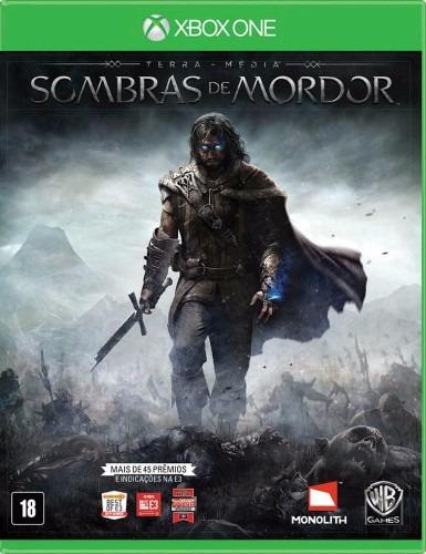 Jogo Terra Média Sombras De Mordor Xbox One - Seminovo