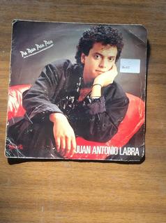 Vinilo Single Juan Antonio Labra Pa Ran Pan Pan