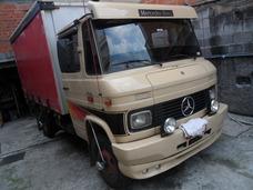 Mercedes-benz Mb 708 Raridade