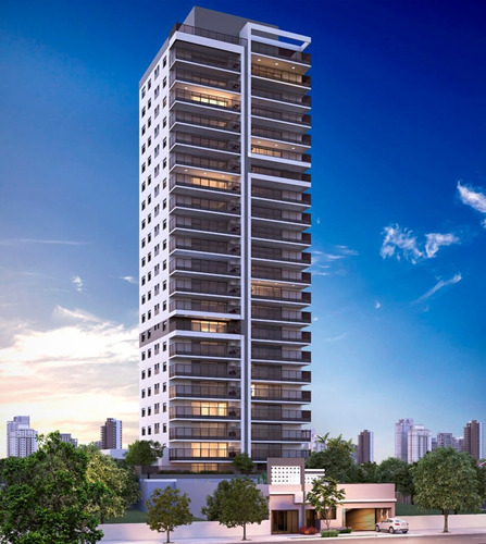 Apartamento Residencial Para Venda, Água Branca, São Paulo - Ap7599. - Ap7599-inc
