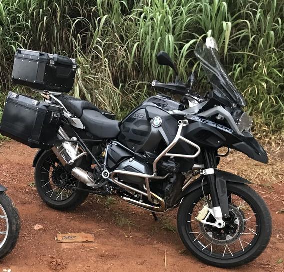 Bmw Gsa 1200 2018 Com Tft 40 Mil Km Pneu Novo Revisão Em Dia
