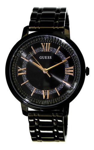 Relógio Guess Feminino Preto Analógico 92635lpgdpa5 W0933l4