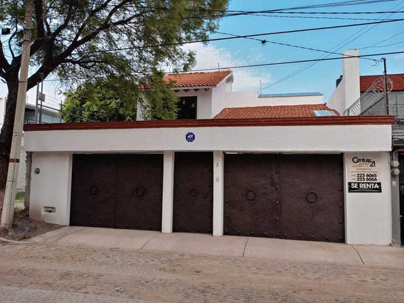 Casa En Renta Alamos 3a Secc