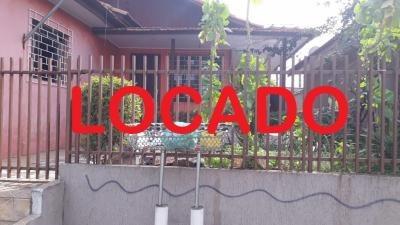 Excelente Casa De Madeira No Estação - Lo0016