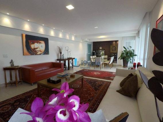Apartamento À Venda, 233 M² Por R$ 1.990.000,00 - Vila Adyana - São José Dos Campos/sp - Ap2091