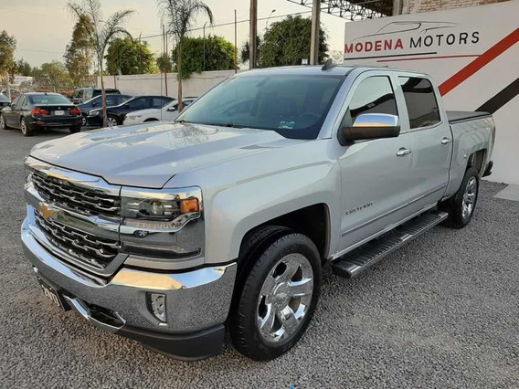 Chevrolet Cheyenne 5.4 2500 Doble Cab Ltz 4x4 At 2017