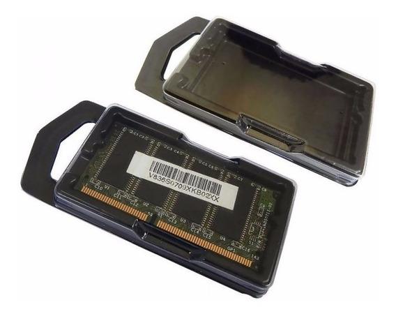 Kit Box P/ Memórias 15 Unid. Pc E 10 Unidades De Notebook