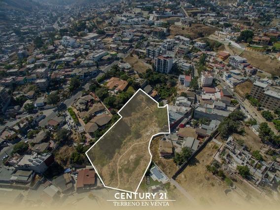 Inversionista Terreno En Venta En Col. Cacho, Tijuana B.c. La Mejor Zona De Edificación Vertical.