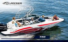 Lancha Classer 206 - Astillero Fuentes