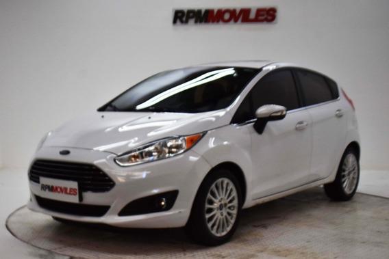 Ford Fiesta 1.6 Design 120cv Titanium 2014 Rpm Moviles