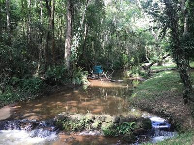 Para Amantes Da Natureza! Lindo Sítio/ Rancho Em Atibaia Com Cachoeira Privativa. - St00225 - 33584113