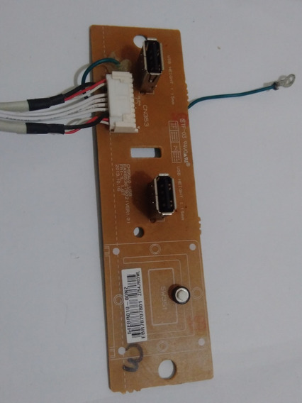 Placa Usb System LG Cm9740 Cm9940 Eax65367902