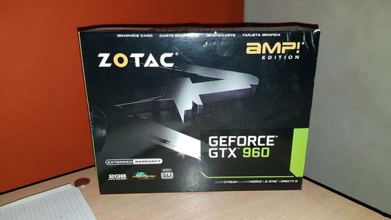 Geforce® Gtx 960 2gb Zotac (amp! Edition)