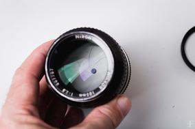 Lente Nikon 105mm F2.5 Ai