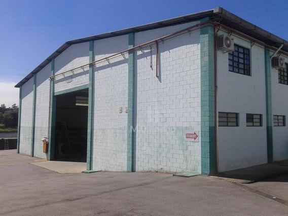 Galpão Industrial À Venda, Cidade Aracilia, Guarulhos. - Ga0075