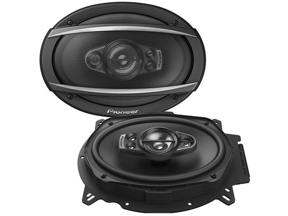 Parlantes Pioneer 6x9 2019 Ts-a6970f 6970 600w Auto 6976