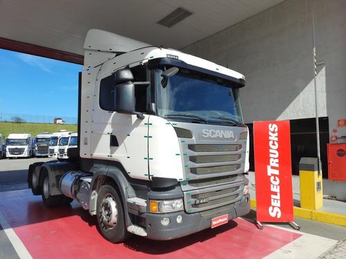 Imagem 1 de 14 de Scania R440 6x2 17/17 Selectrucks
