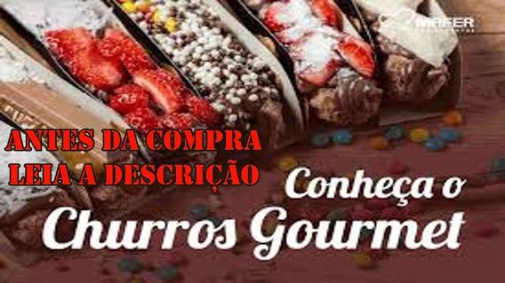 Curso De Churros Gourmet ( Ganhe Até 5,000 Trabalhando Casa)