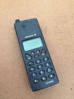 Celular Ericsson Dh668 Antigo Nao Funciona