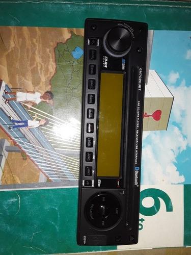 Imagen 1 de 3 de Frontal De Reproductor Modelo Gm7020ubt O Cambio Lo Publicad