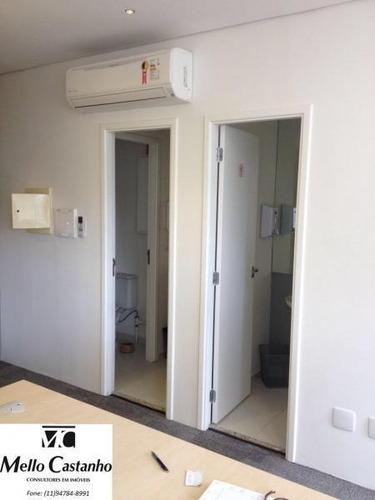 Imagem 1 de 3 de Conjunto Comercial Para Venda Em Barueri, Alpha Square Alphaville Av. Sagitario, 1 Dormitório, 2 Banheiros, 1 Vaga - 1001262_1-1376044