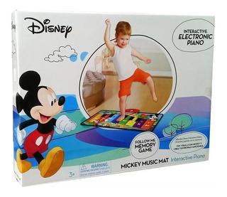 Alfombra Musical Piano Mickey Mouse Disney 1030 Educando