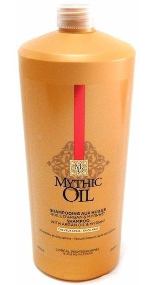 Loreal Mythic Oil Shampoo X1000ml