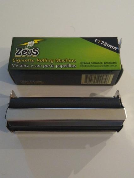 Armador Maquina Zeus Manual Metal 1 1/4 Papel 78mm