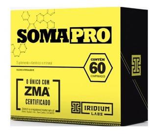 Somapro Zma 60 Caps - Iridium Labs