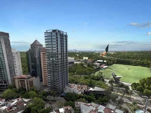 Inigualable Departamento En El Mejor Edificio De Polanco
