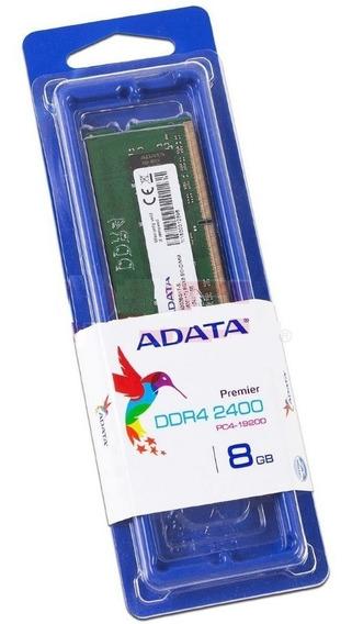 Memoria Ram Ddr4 8gb 2400 Mhz Adata Premier Blister Garantía