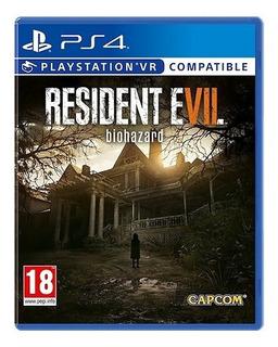 Resident Evil 7 Bio Hazard Ps4 Digital