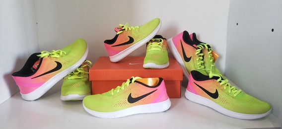 Nike Free Rn Edição Especial Das (olimpíadas Do Rio)
