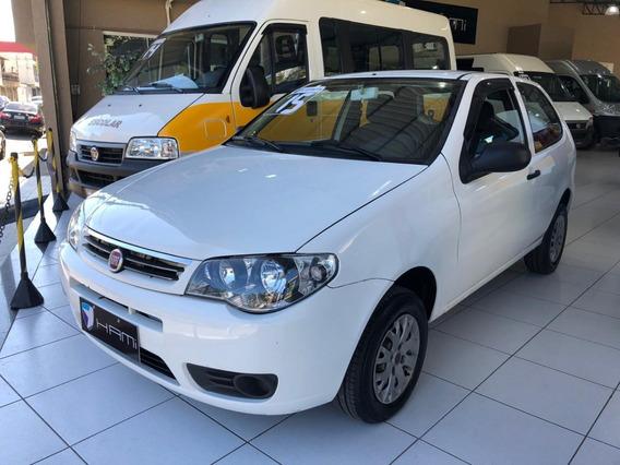Fiat Palio Fire 14/15 Branco Furgão